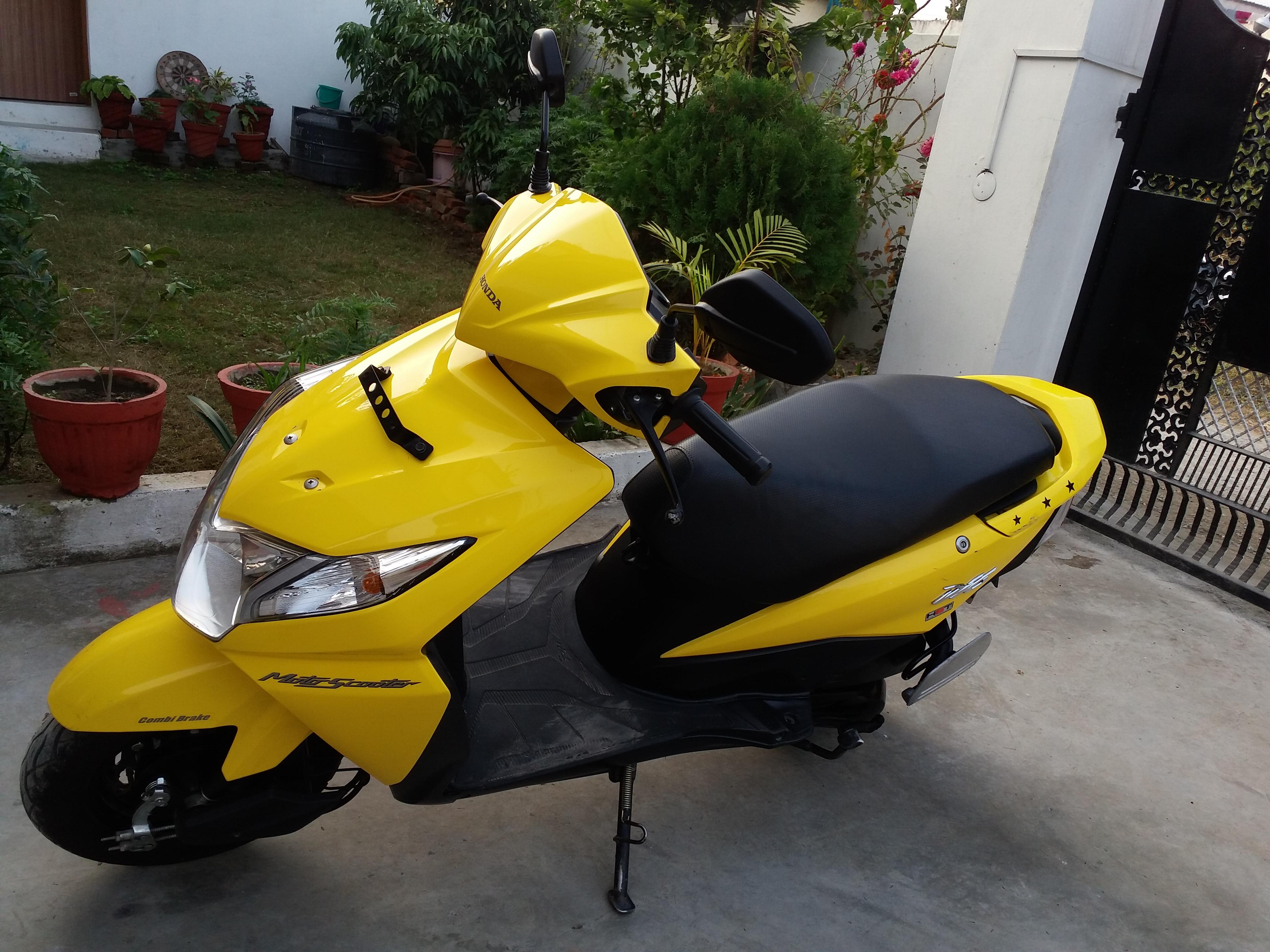 Honda Luxury Brand >> My MOTO Scooter - HONDA DIO Customer Review - MouthShut.com