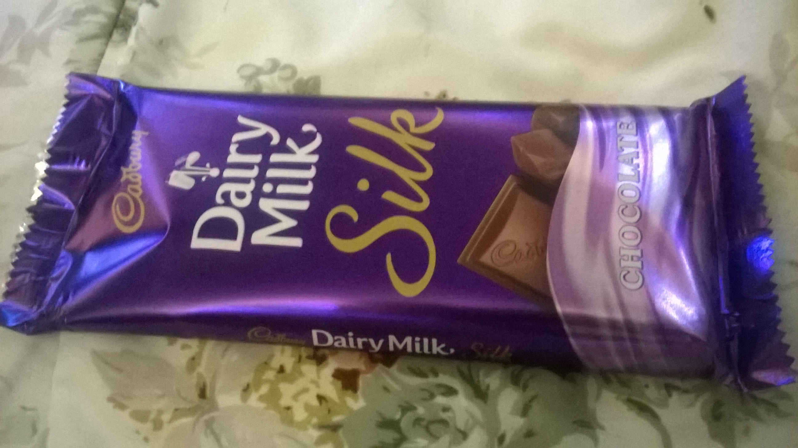 Pin Cadbury-dairy-milk-silk-images on Pinterest