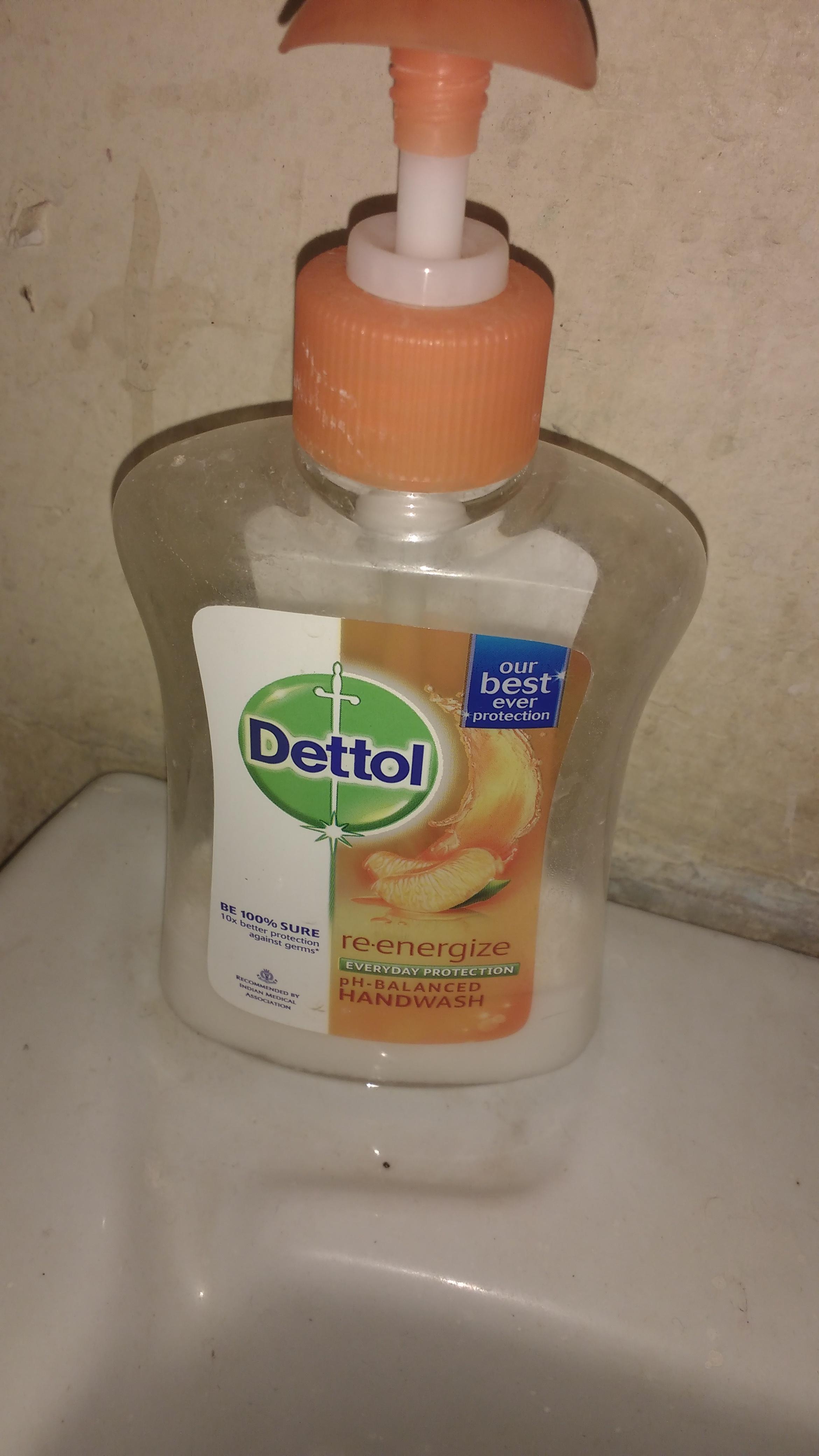 Dettol Liquid Handwash Review Dettol Liquid Handwash