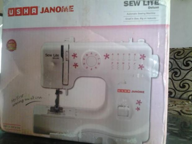 Thread Breaks Frequently While Sewing USHA SEW LITE DELUX Stunning Sew Lite Sewing Machine Review