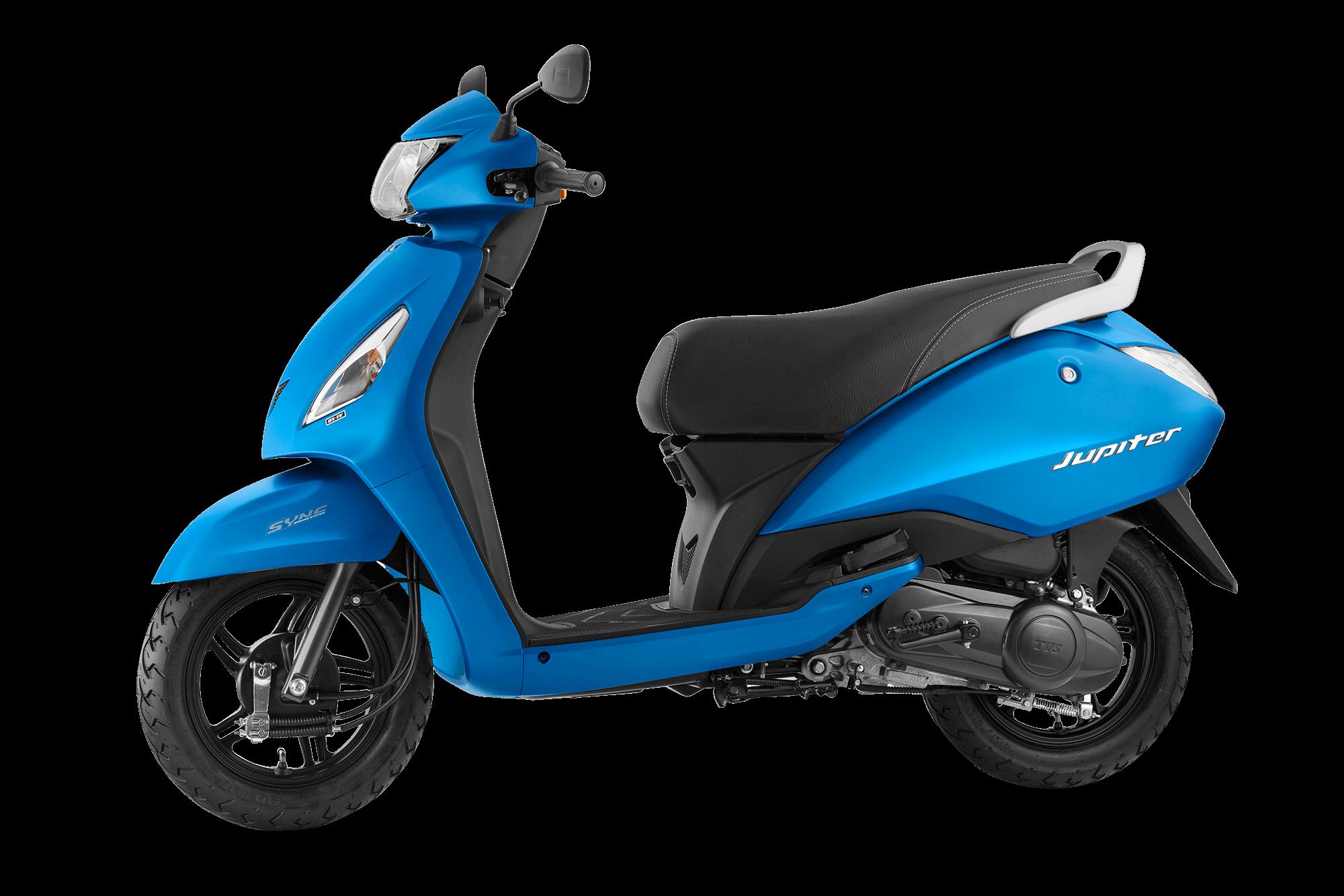 TVS Radeon colour option | IAMABIKER - Everything Motorcycle!