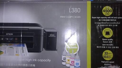 ⭐ Epson l380 printer full setup download   Epson L380