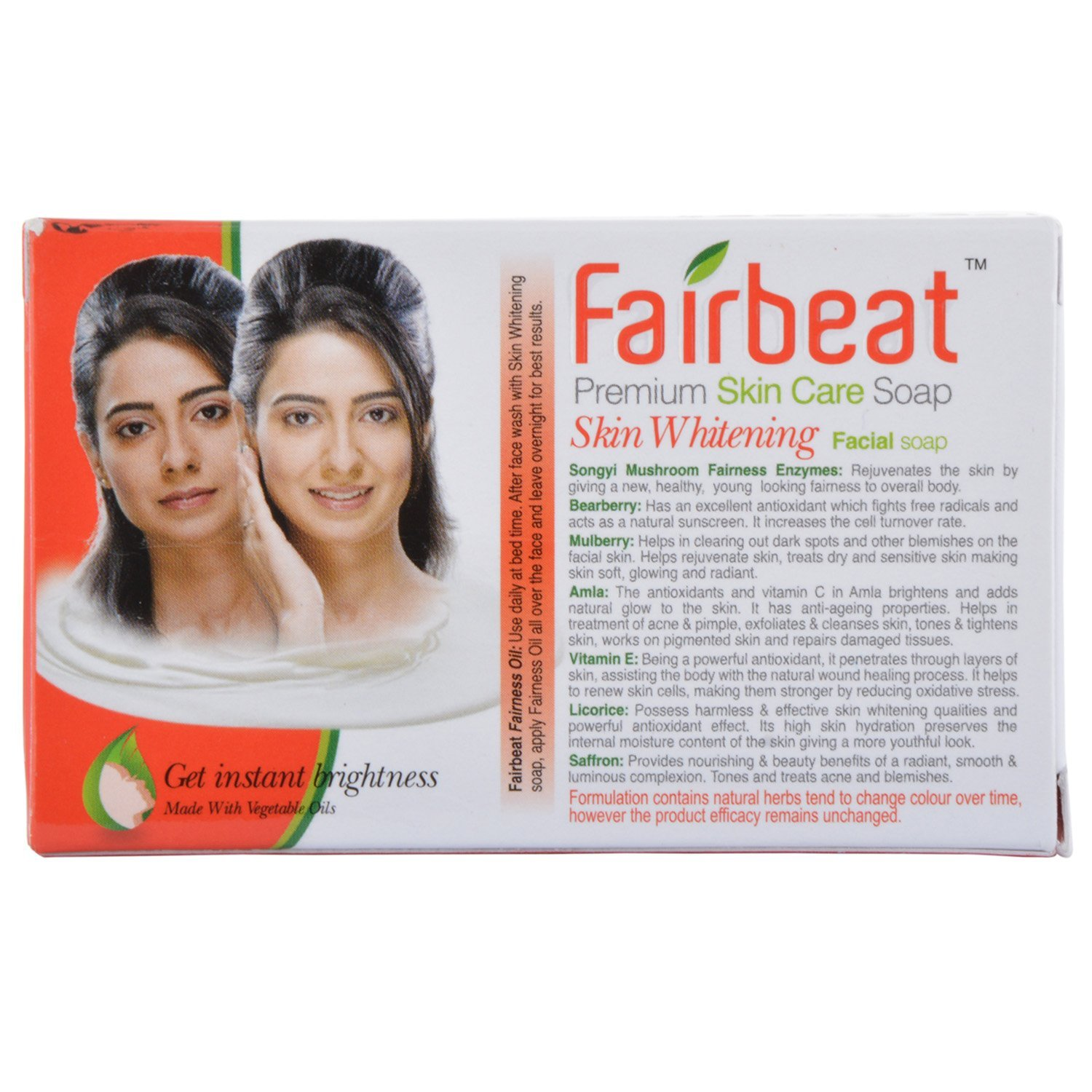 FAIRBEAT SKIN WHITENING SOAP Review, FAIRBEAT SKIN WHITENING