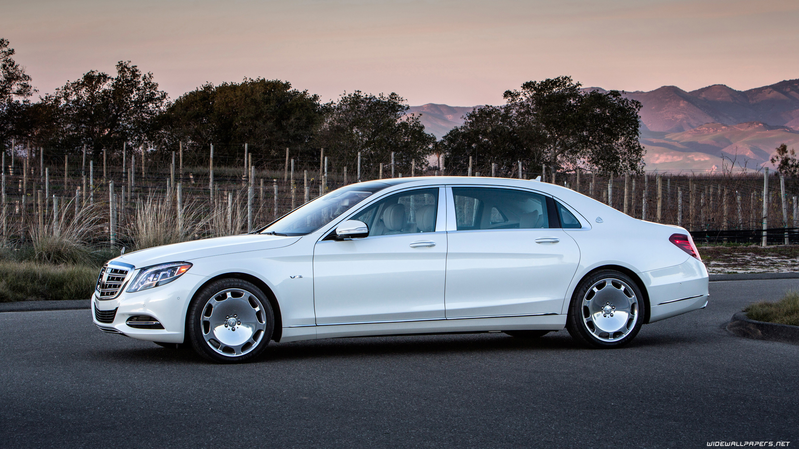 why buy when you can rent - mercedes-benz s-class maybach s600 guard