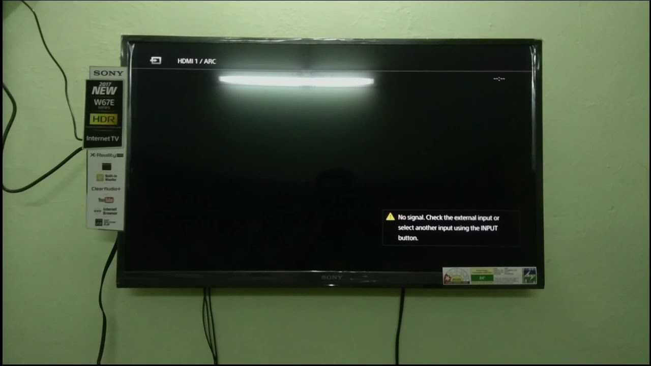 Sony is the best - SONY BRAVIA KLV-32W622E HD READY LED SMART TV