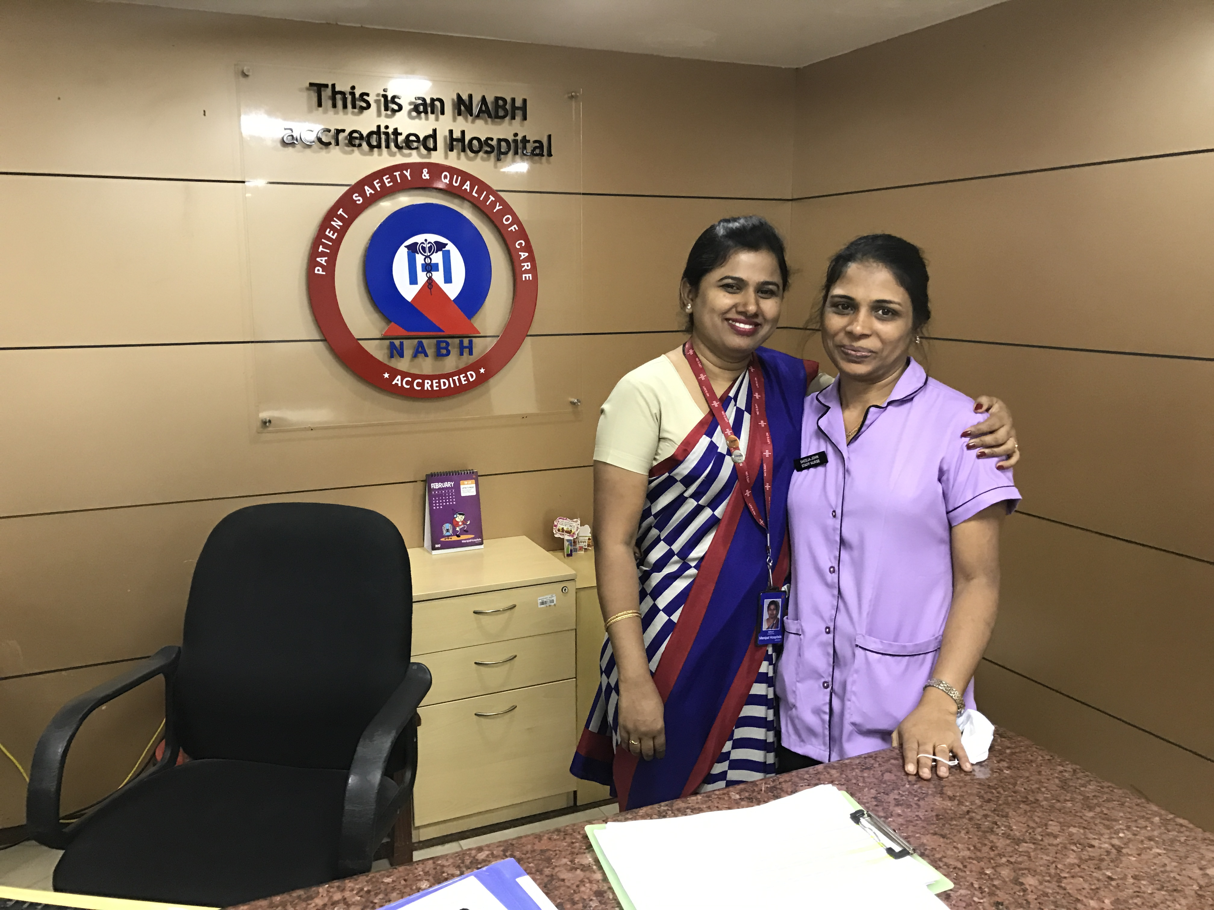 Manipal Hospital Maternity Rooms