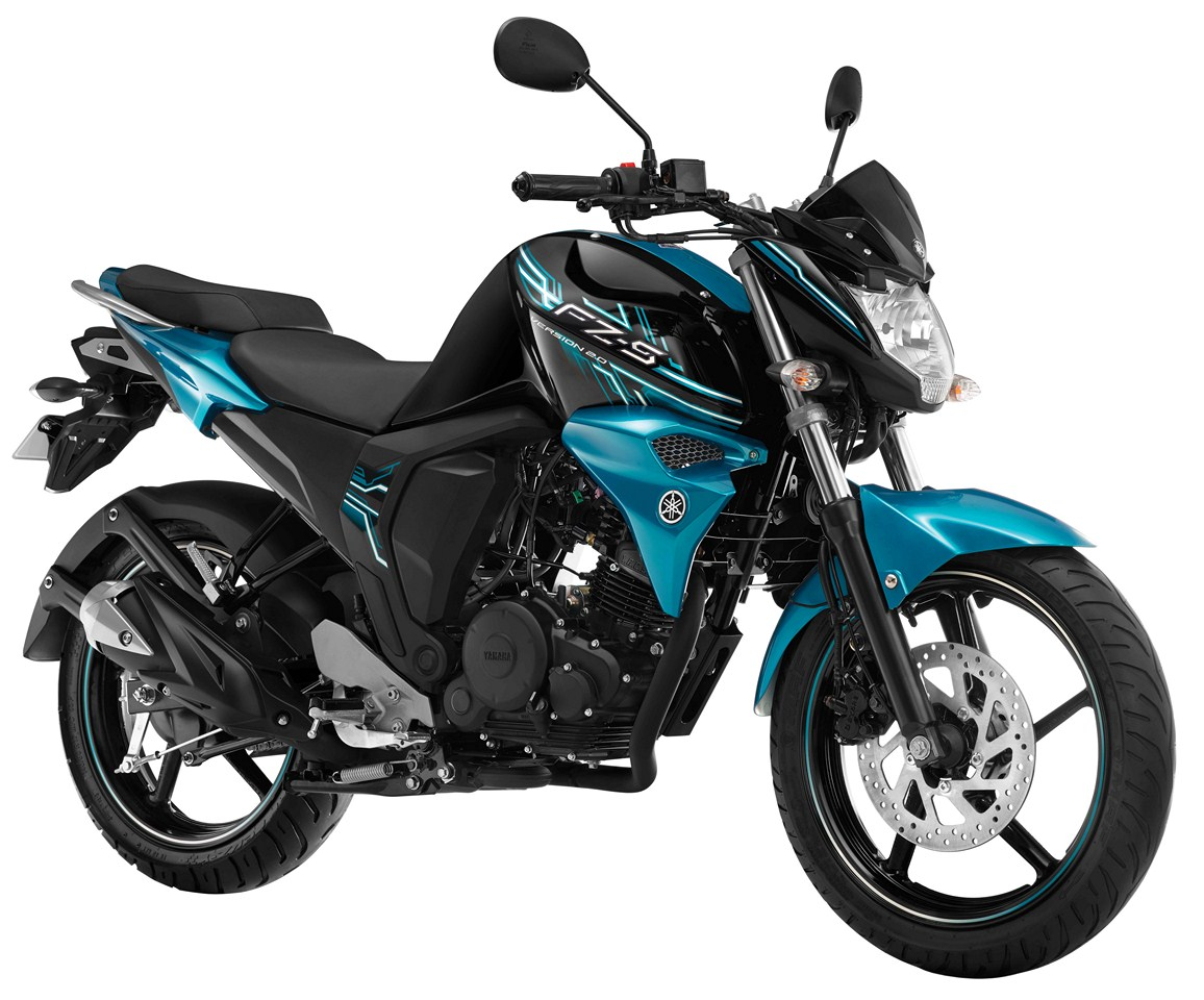 Compare Yamaha Fz And Fzs Version