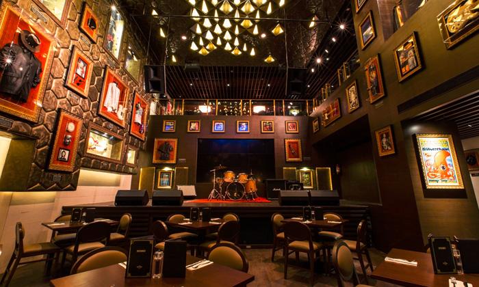 Hard Rock Cafe Cyber Hub