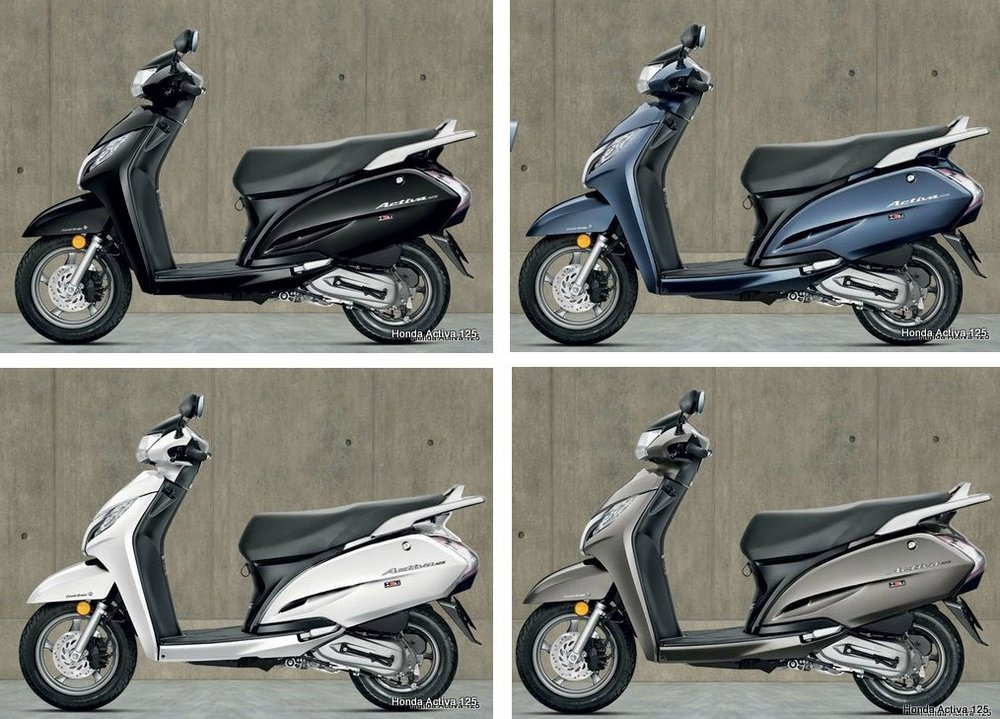 Honda Activa 125- Get Some Comfort And Speed For U - HONDA ...