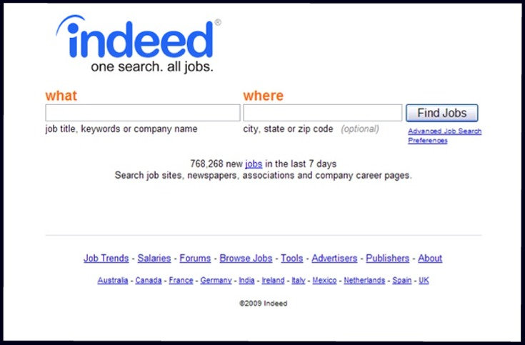 Indeed Job Portal - INDEED CO IN Consumer Review - MouthShut com