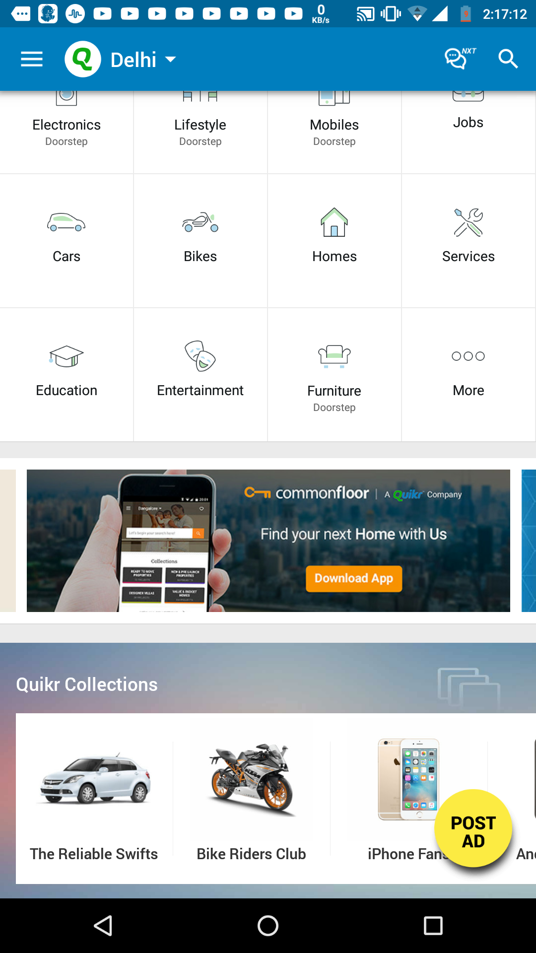 Which is better - Quikr or olx? - QUIKR VS OLX Consumer Review