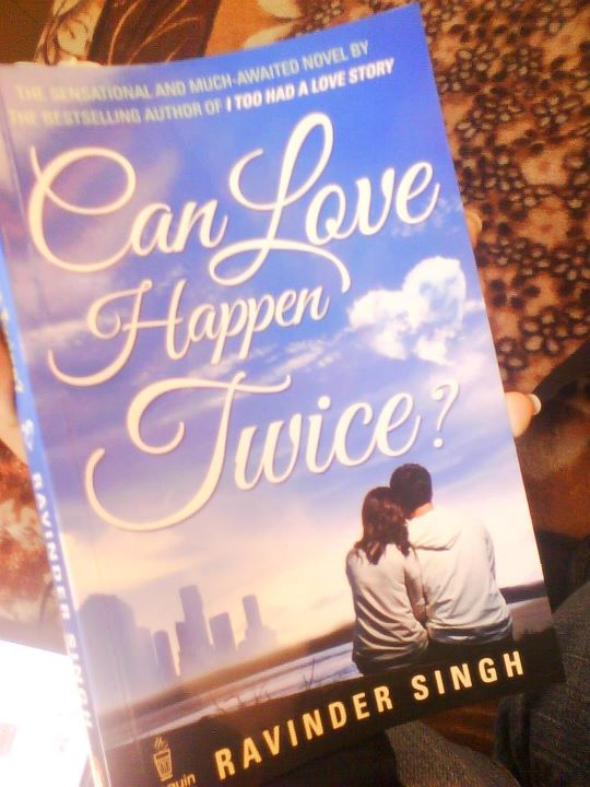 can love happen twice first part