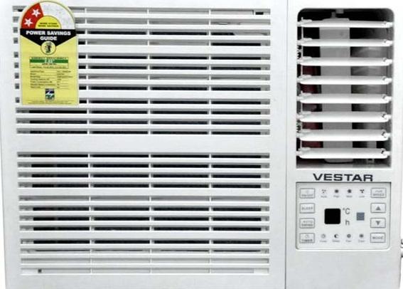 Vestar vawy092ht ton 2 star window ac review price for 0 75 ton window ac