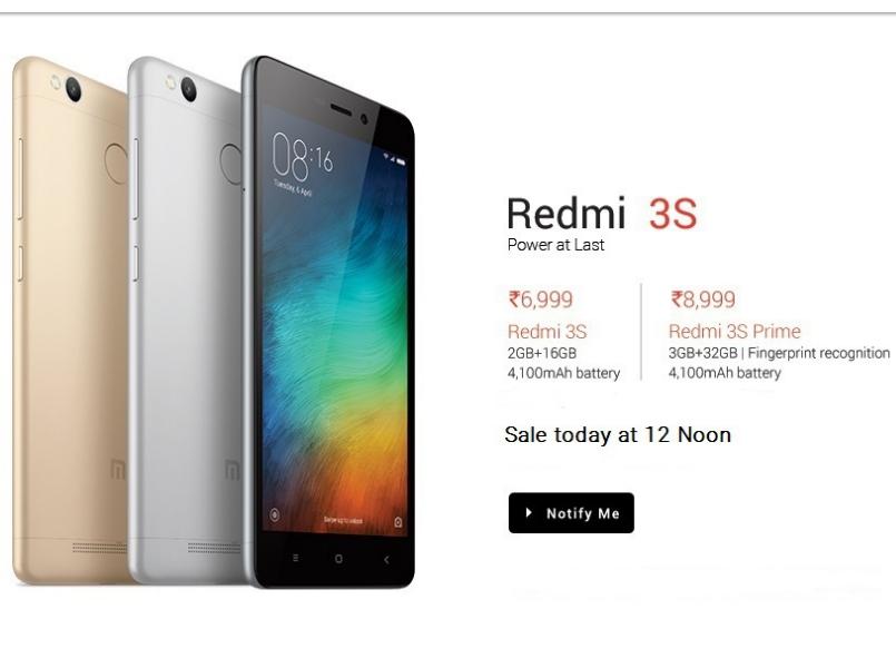 Xiaomi redmi 3s prime   - XIAOMI REDMI 3S PRIME User Review
