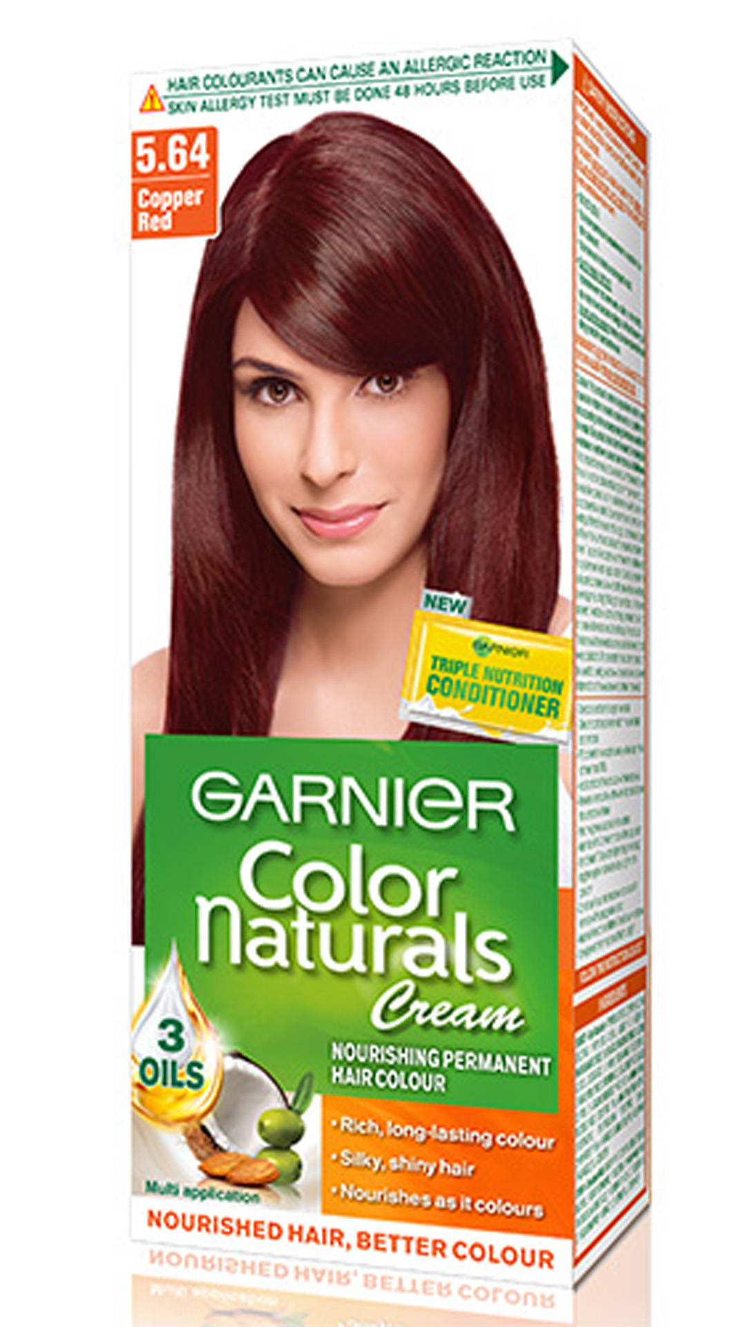 Garnier Hair Color - GARNIER HAIR COLOR Consumer Review ...
