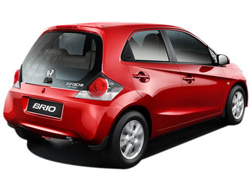 Honda Brio Smart Car Honda Brio Customer Review Mouthshut Com