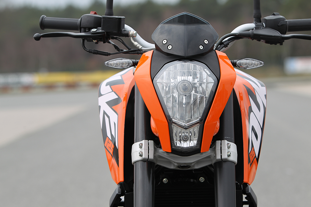 Ktm Duke Bike Mileage