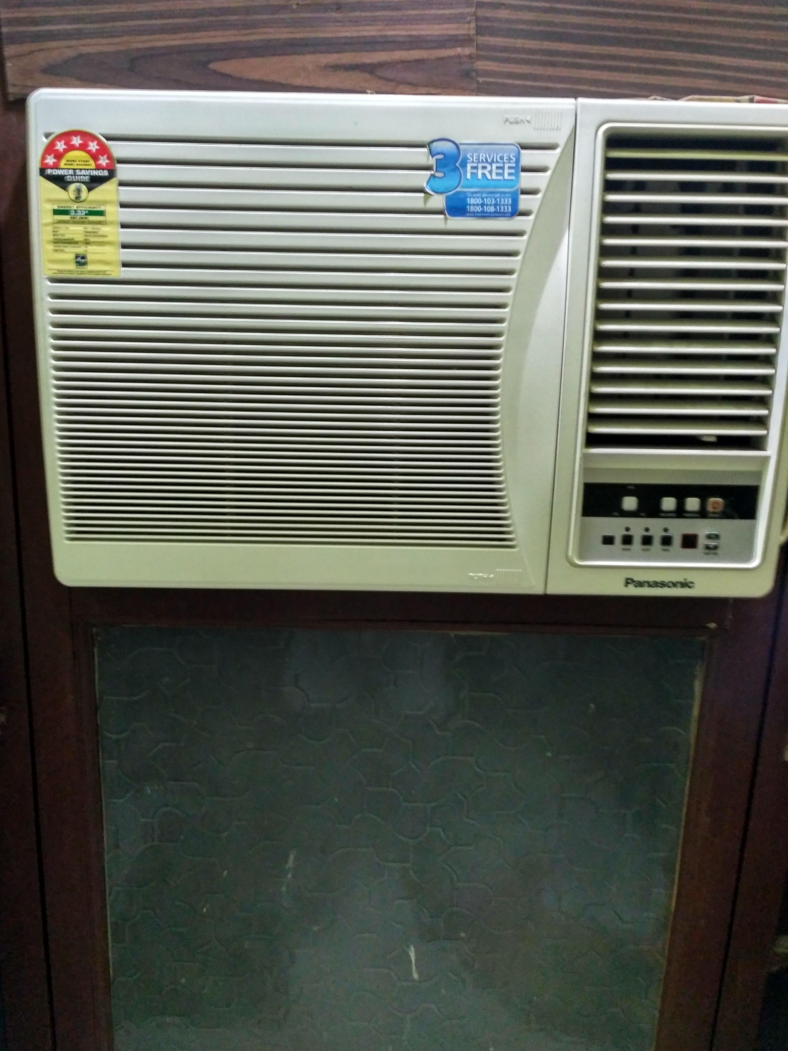Quality of air conditioning panasonic window ac 1 5 ton for 1 5 window ac