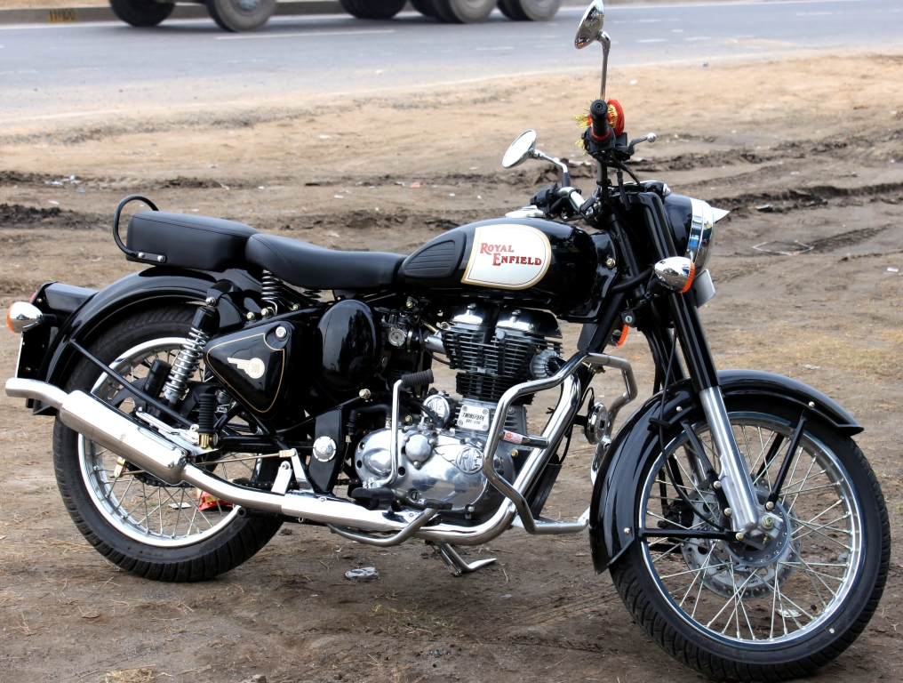 Royal Bike For Royal Choice Royal Enfield Classic 350