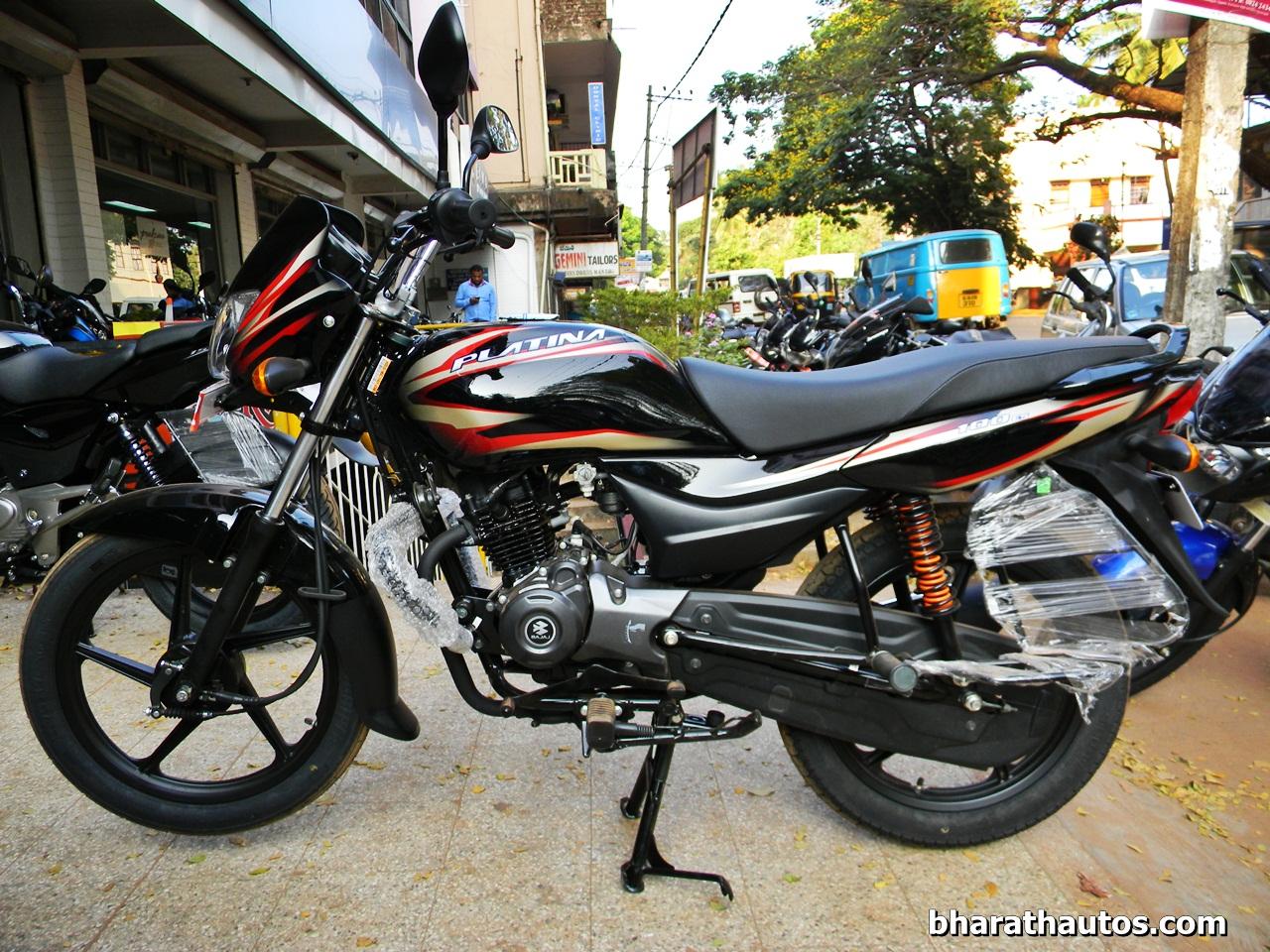 One Of The Best Bike Under Rupees 50,000 - BAJAJ PLATINA 100