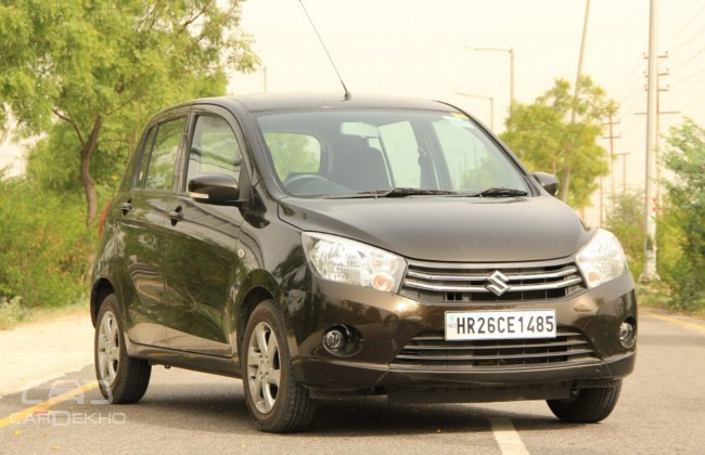 Younger Than Me Suzuki Series Maruti Suzuki Celerio Customer
