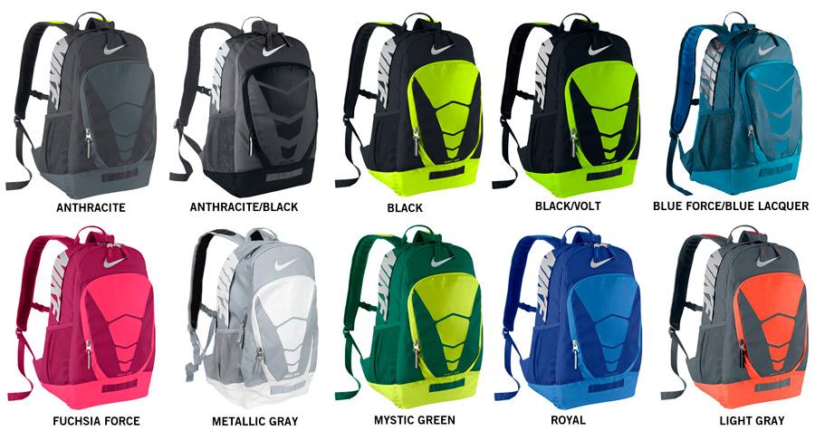 1433c4db7da7 nike backpack max air blue Sale