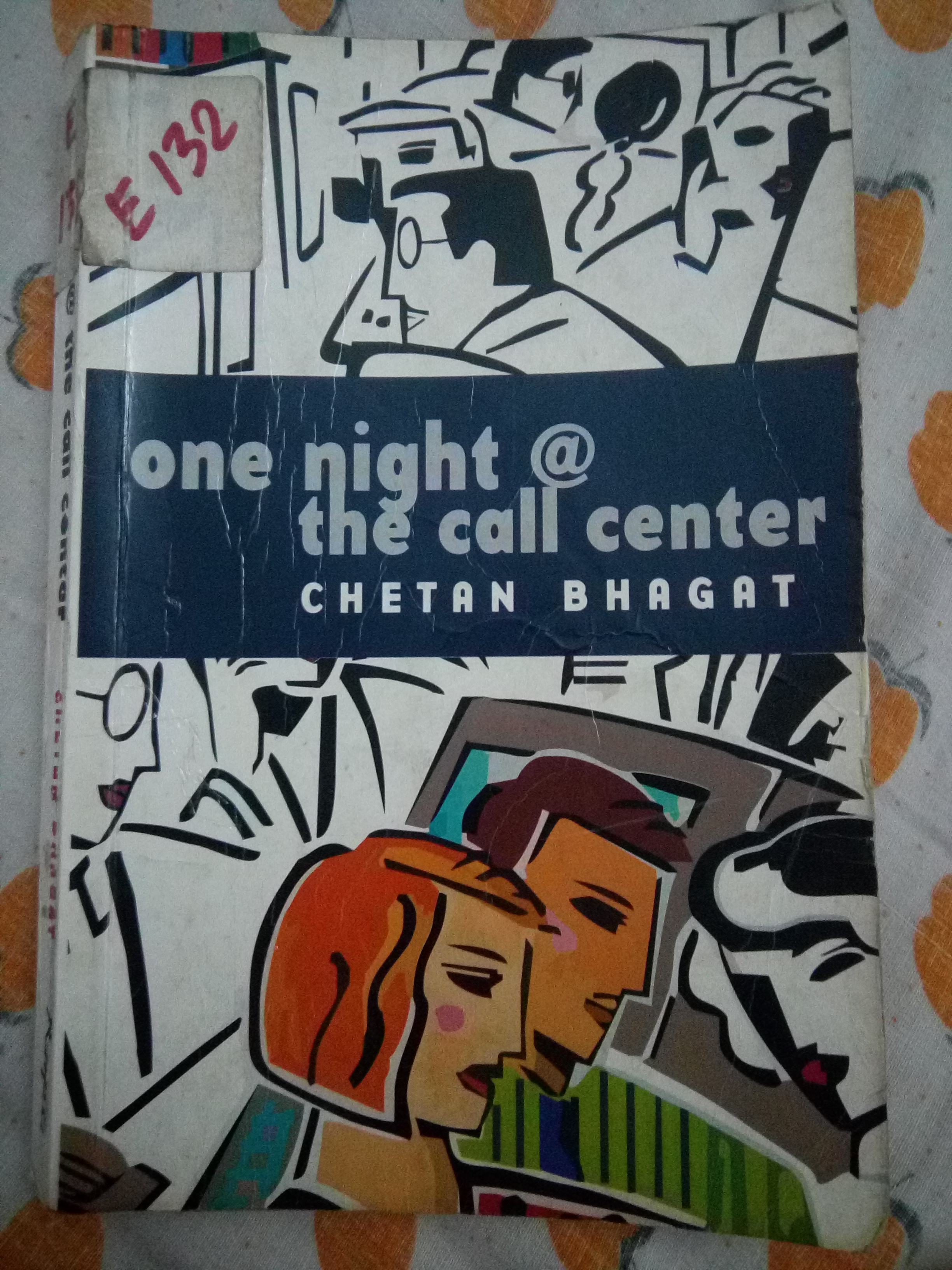 one night at call centre book review