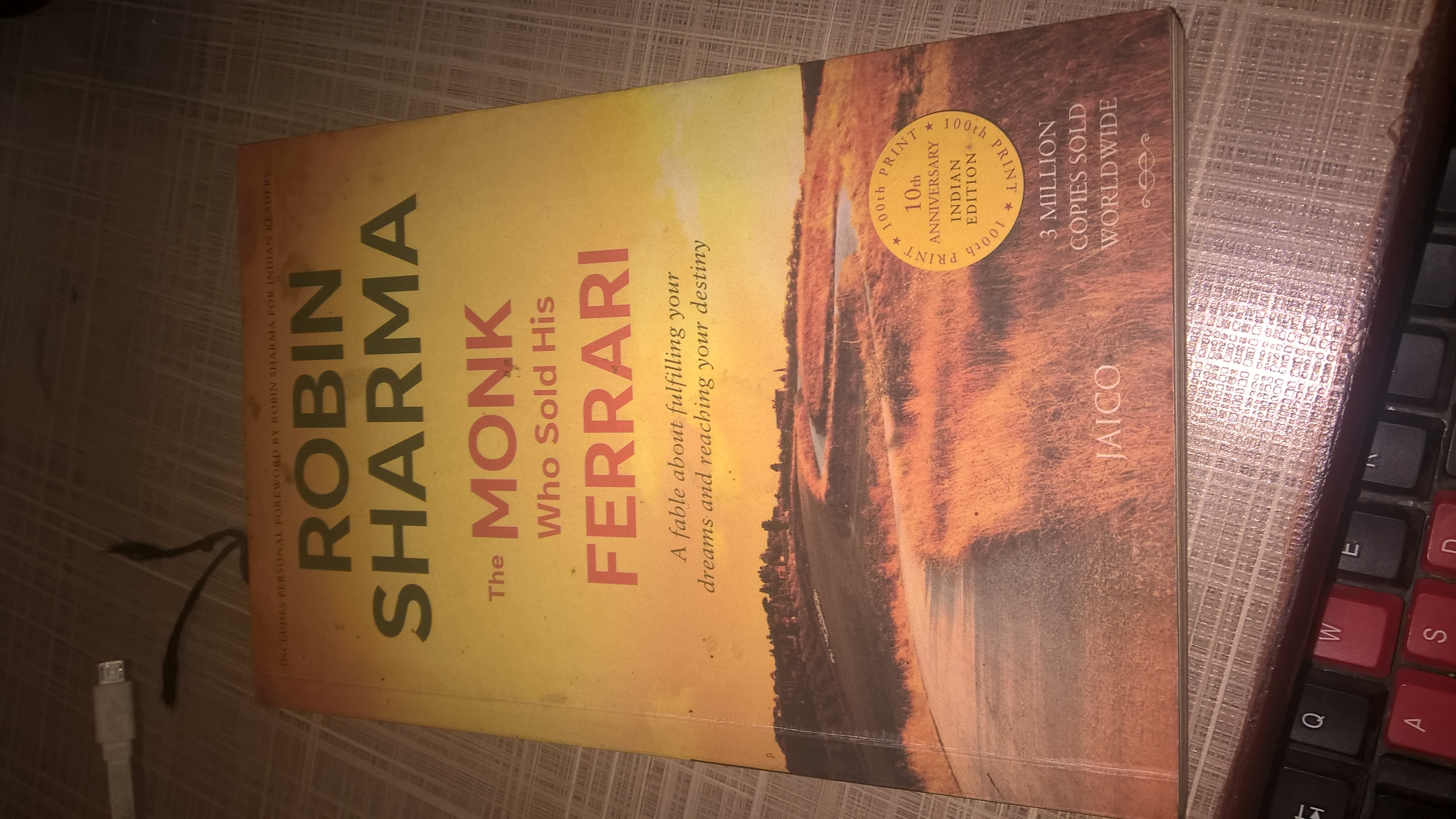 Book Review Robin Sharma 2017 2018 2019 Ford Price