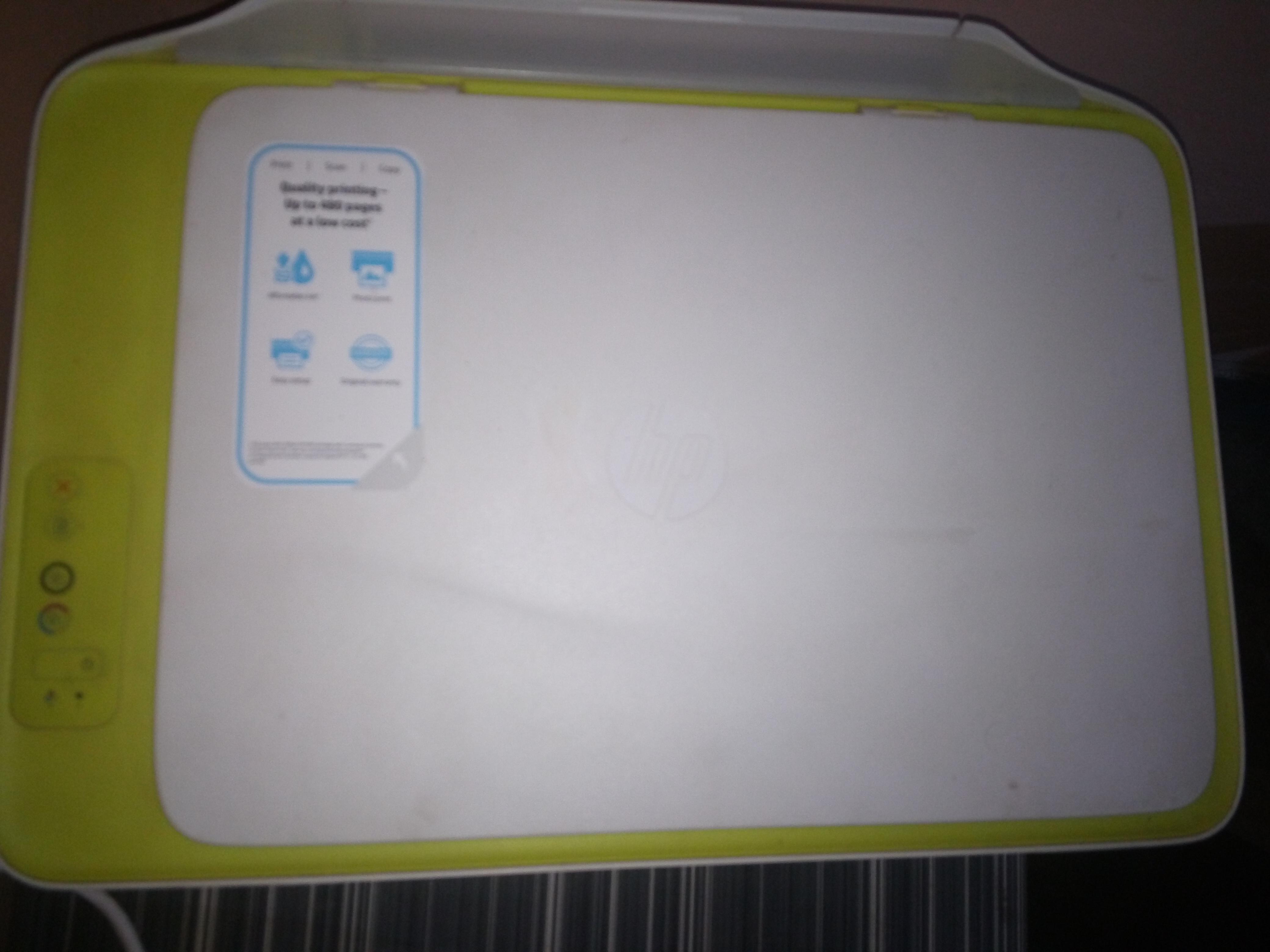 hp deskjet ink advantage 2135 all-in-one printer setup download