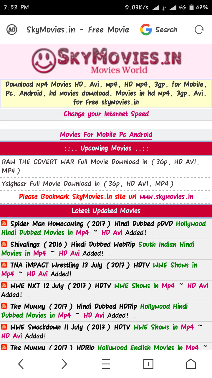 sky movie pc hd download