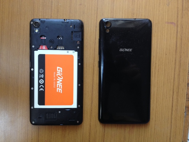 Gionee P5W:Worst Phone - GIONEE PIONEER P5W User Review