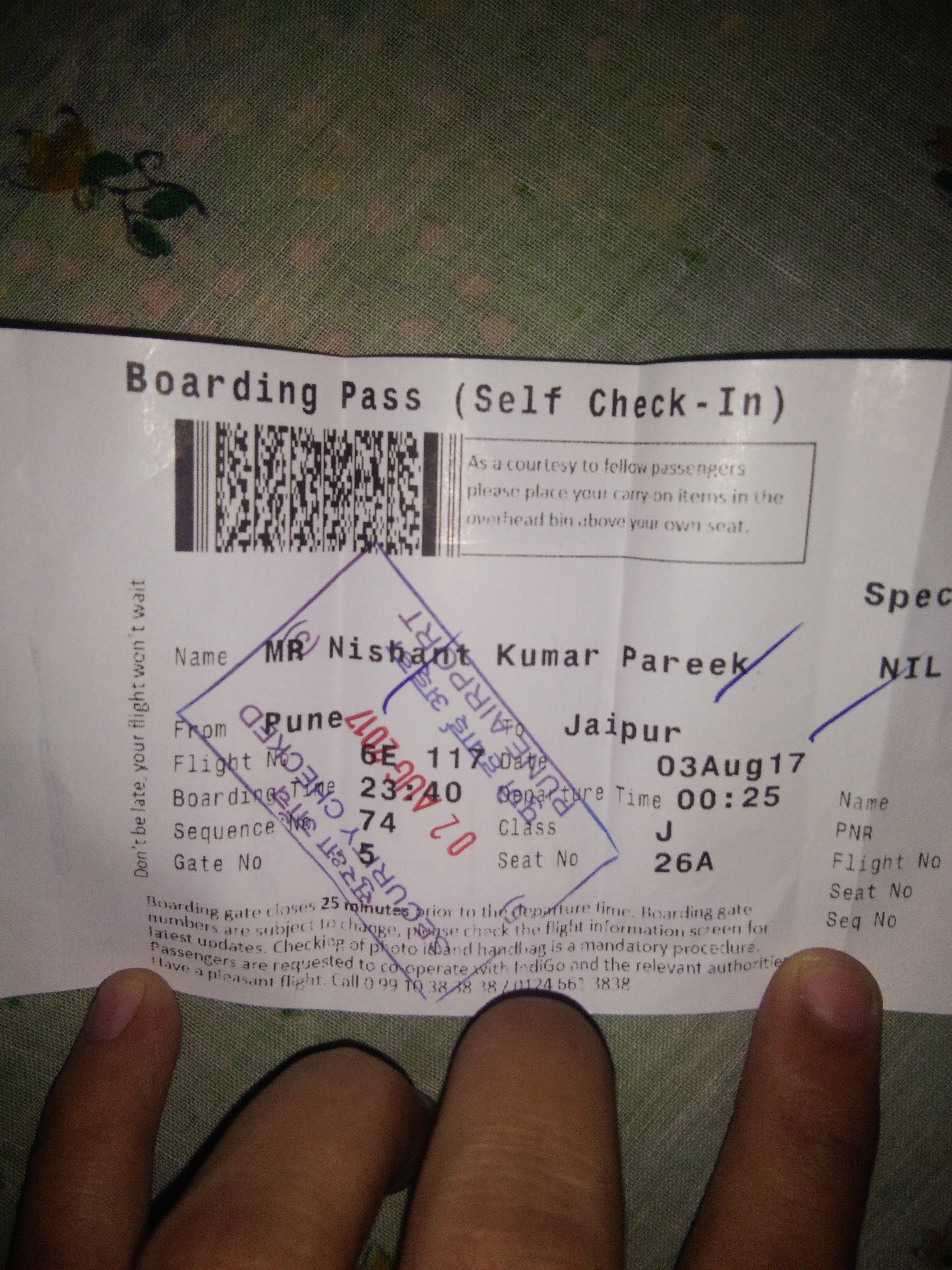 Awesome Airlines Indigo Airlines Consumer Review Mouthshut Com