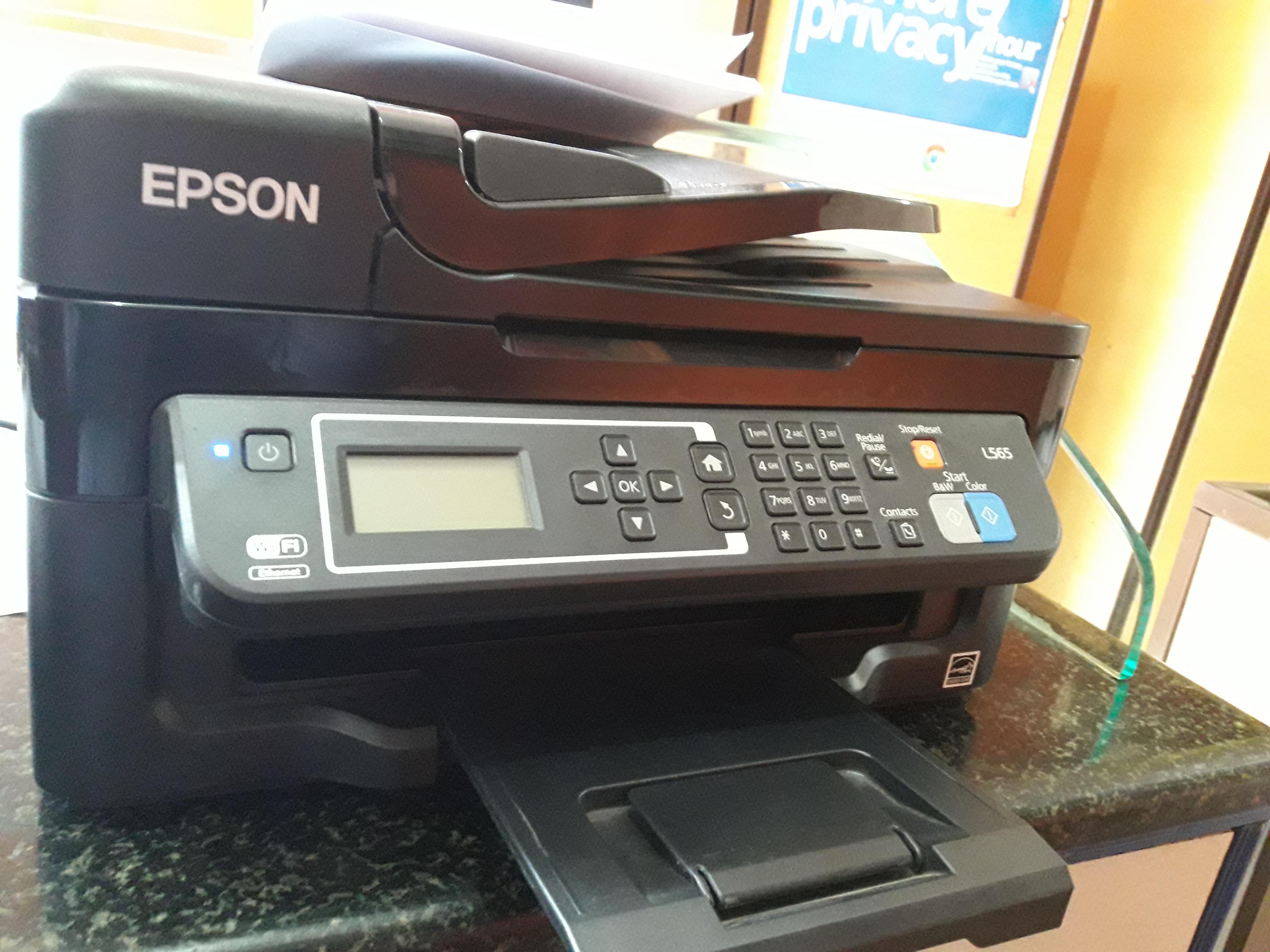Worst printer in market EPSON L565 - EPSON L565