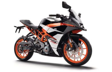 coolest bike with great power ktm rc 390 2017 customer review