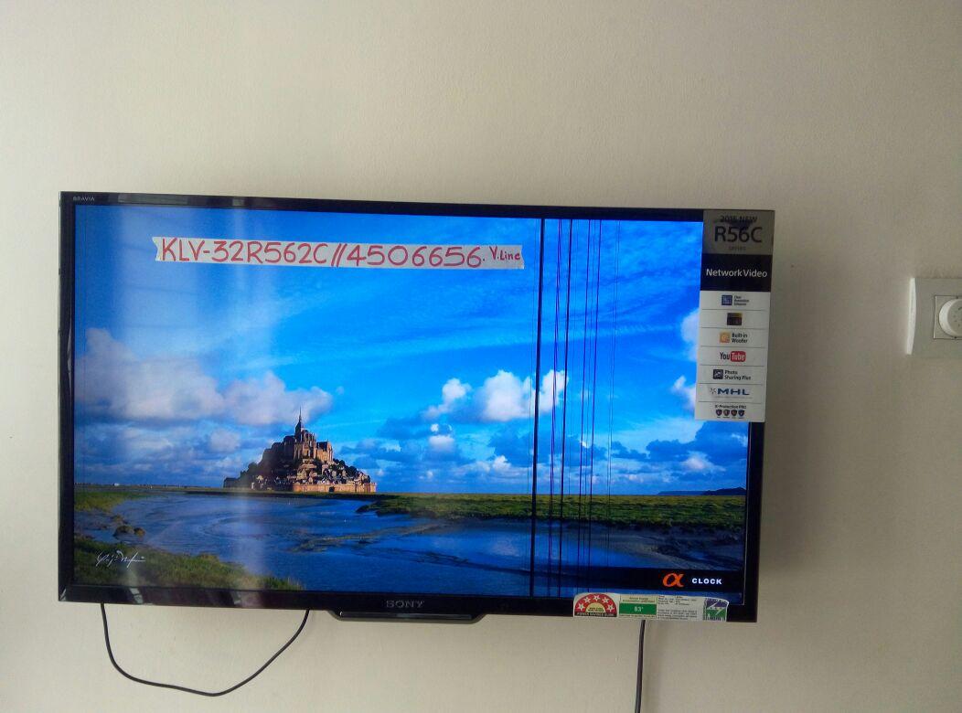 Sony Bravia KLVR 562C (32) LED TV (Full HD, Sm - SONY BRAVIA