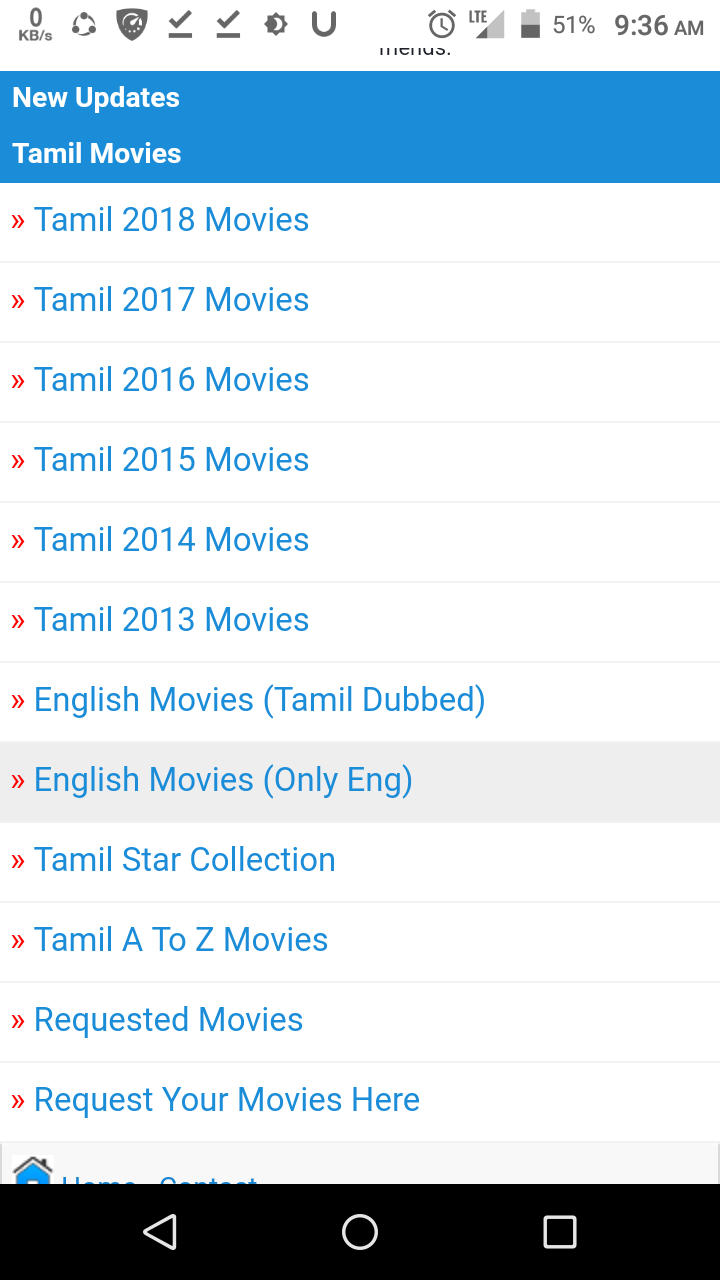 Best site for download new movies - TAMILROCKERS CO Consumer