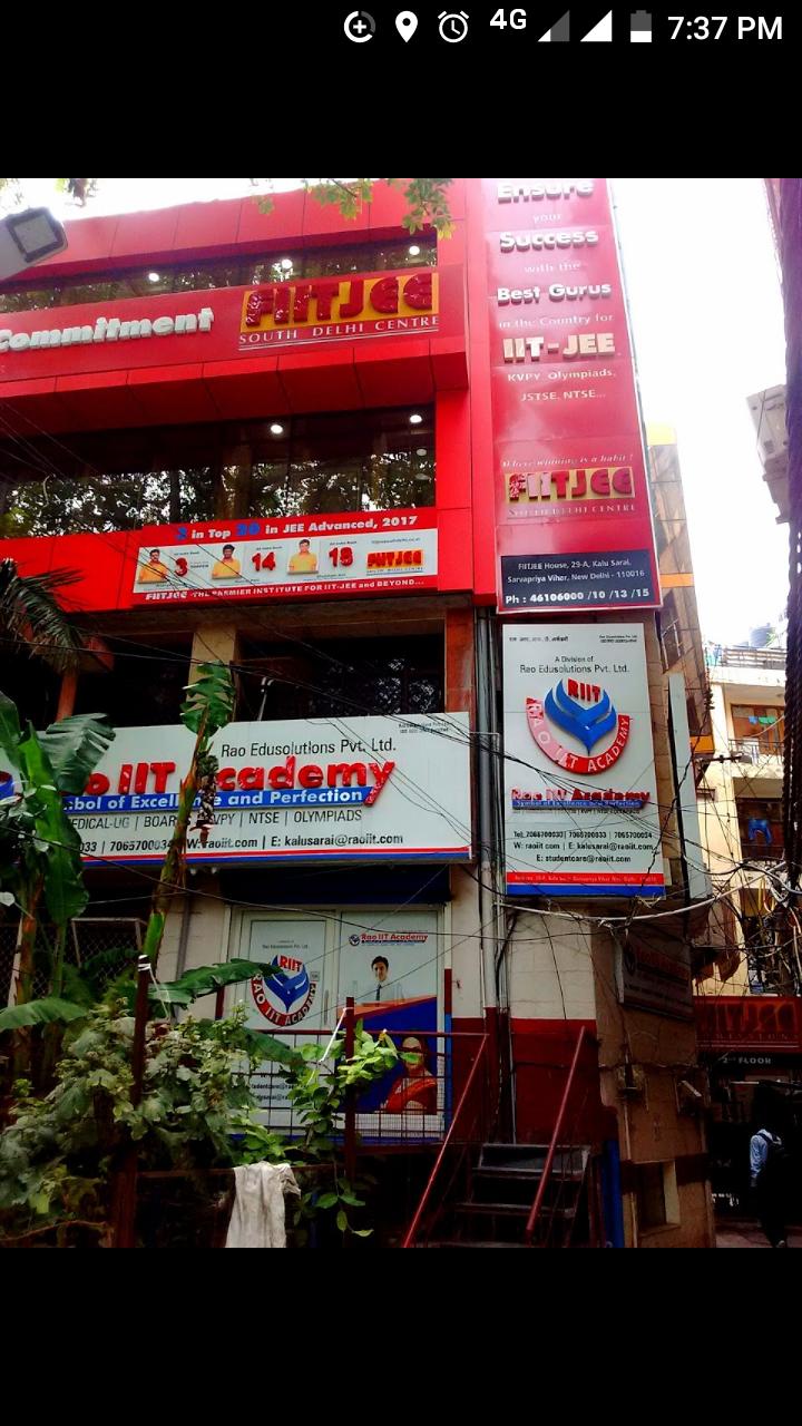 Unexperienced teachers - FIITJEE - DELHI Consumer Review - MouthShut com