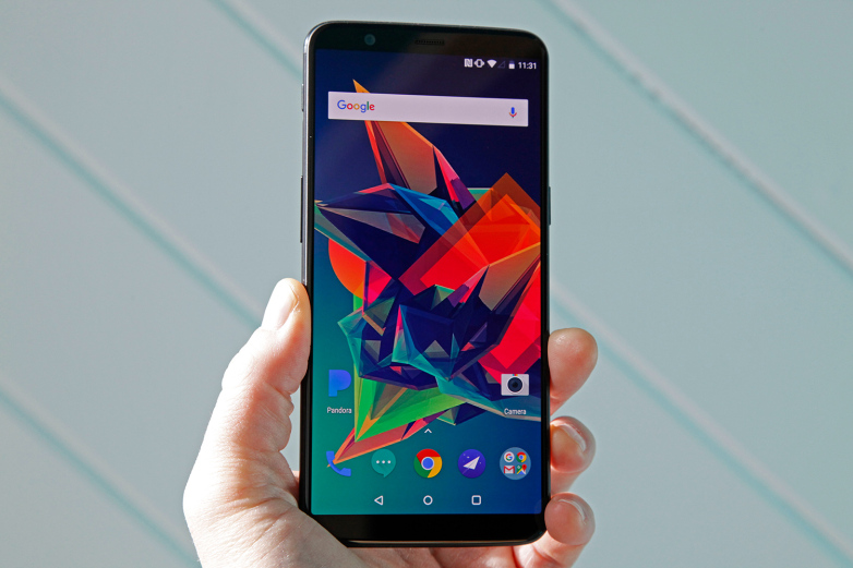 Mobile phone for students - ONEPLUS 5T User Review