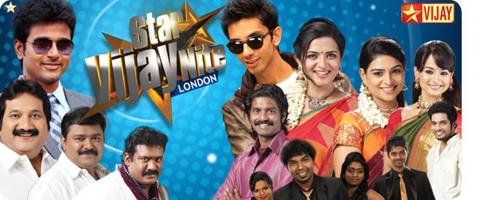 Star Vijay Tv Programs Star Vijay TV Schedule List of Programs and