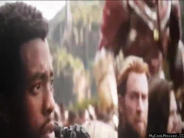 Avengers: Infinity War - AVENGERS: INFINITY WAR Audience