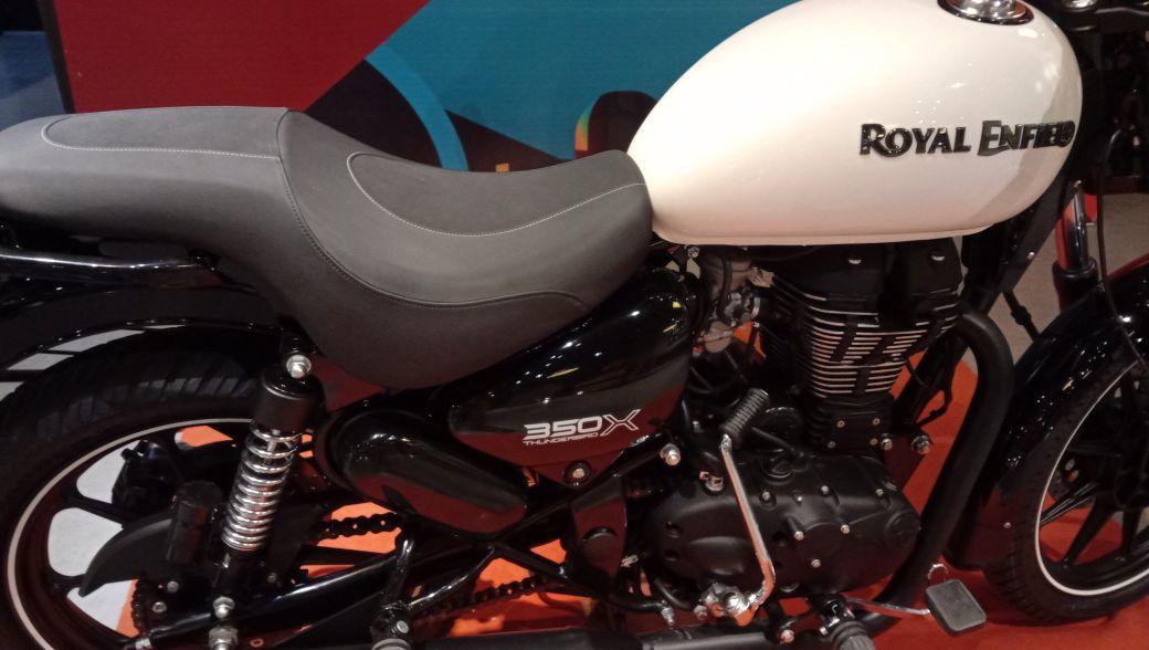 royal enfield thunderbird 350 x