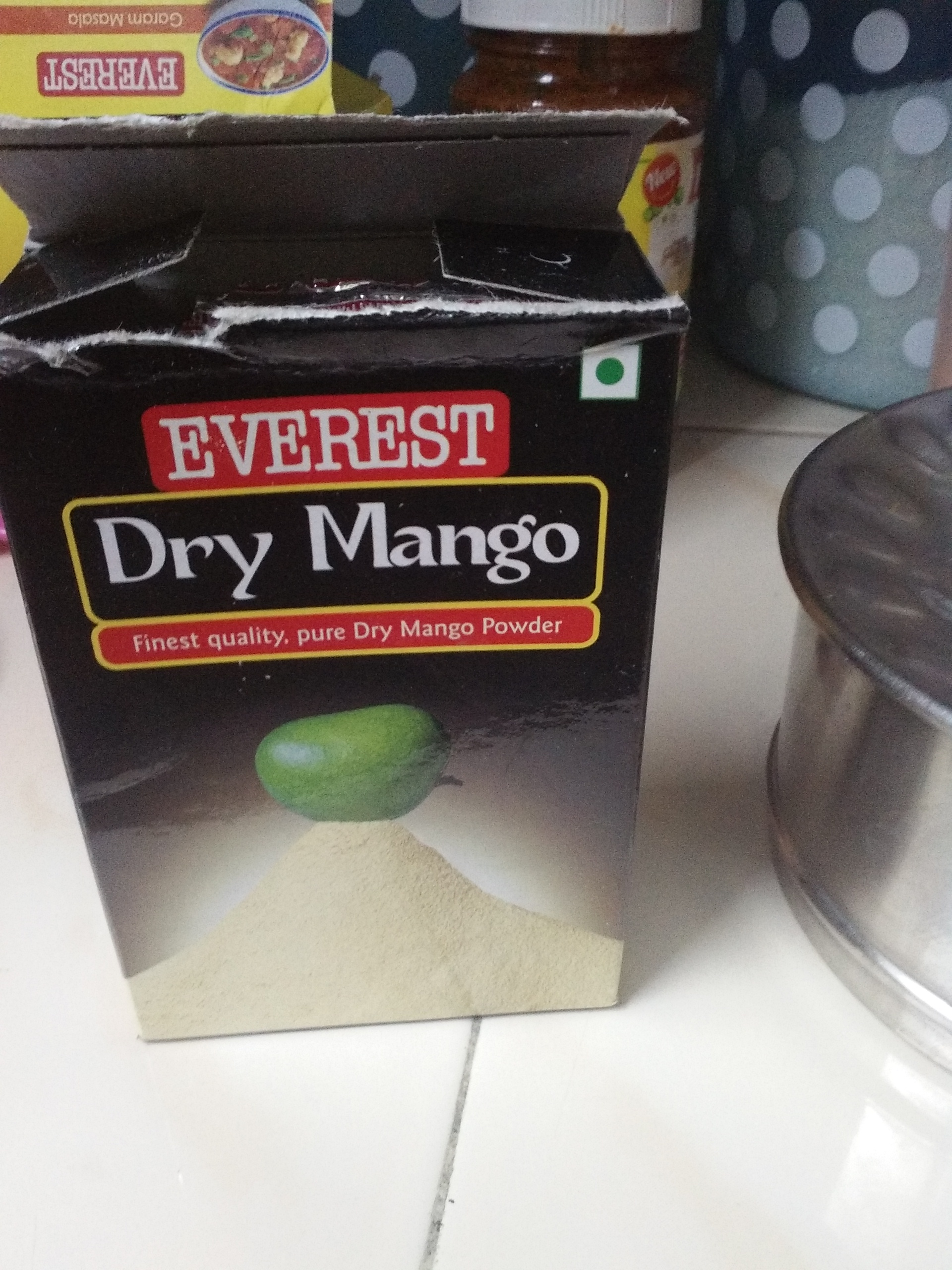 Spice ups the Meals - EVEREST MASALA Customer Review - MouthShut com