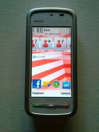 Old is gold - NOKIA 5233 User Review - MouthShut com