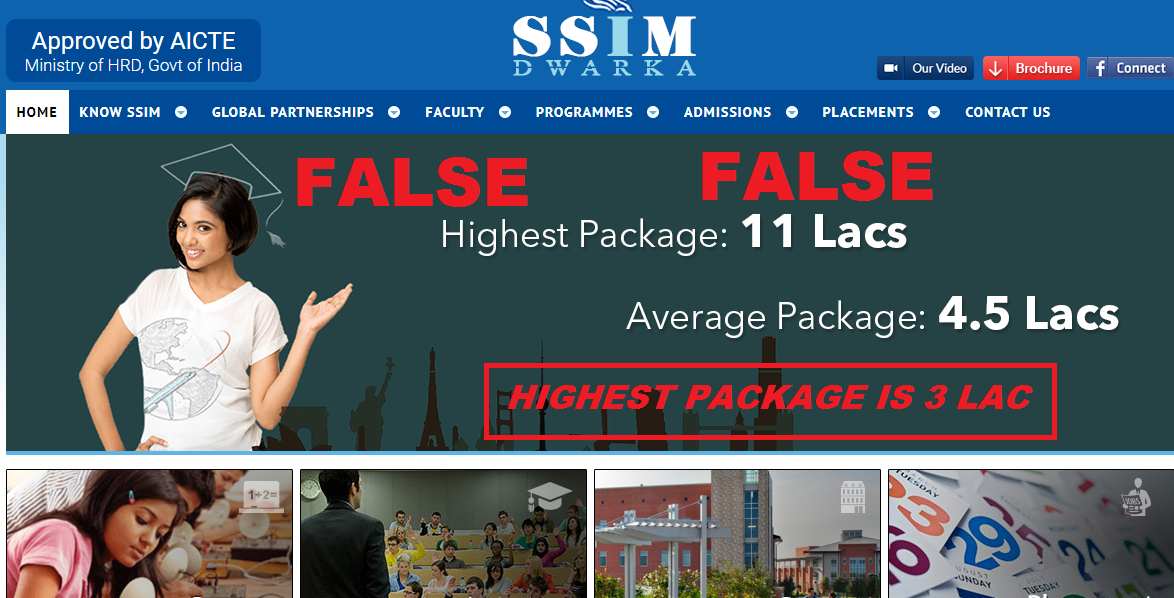 SSIM Dwarka Review: SHOCKING - SRI SUKHMANI INSTITUTE OF