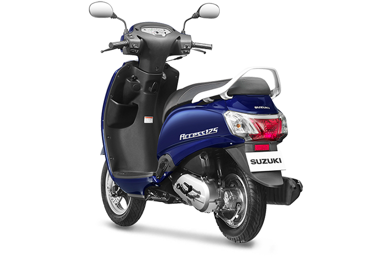 My ly scooter Access 125 - SUZUKI ACCESS 125 Consumer Review ...