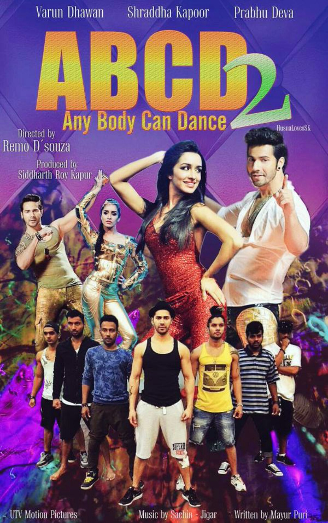 Awesome film - ABCD 2 Audience Review - MouthShut com