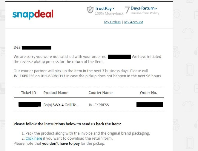 042f28abe ... order summary page from Snapdeal.com. How useful was this review