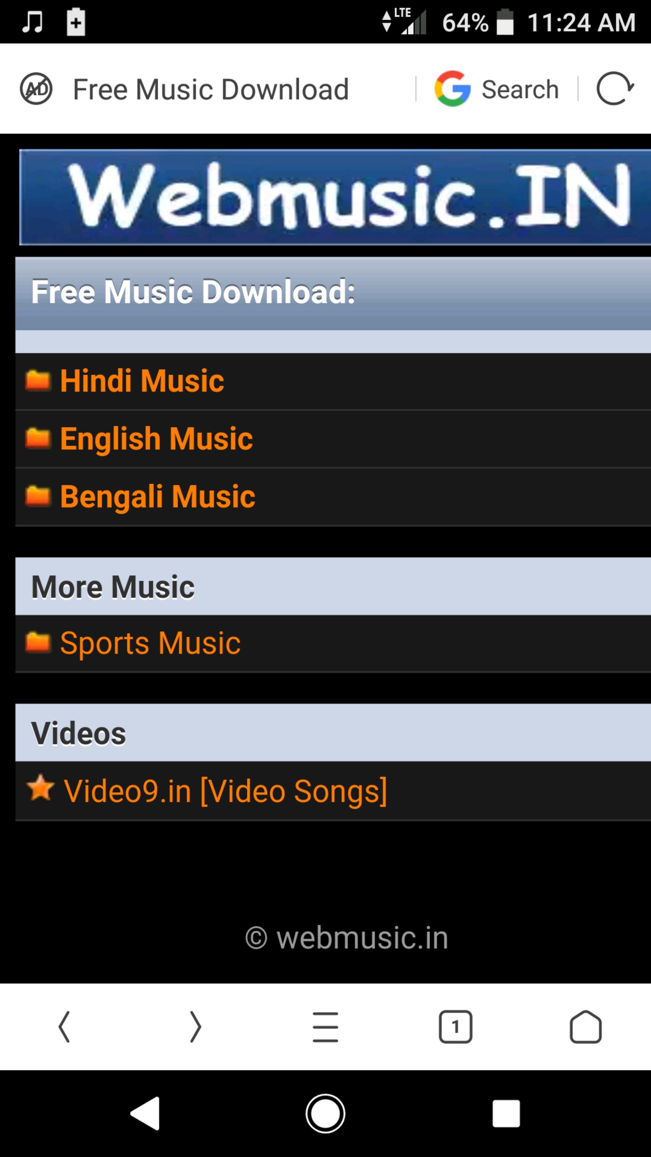 Mediasave. Download music free.