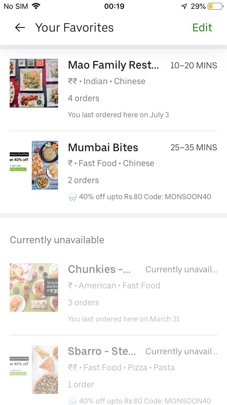 Uber Eats Support Line