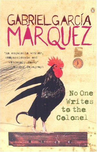 no one writes to the colonel pdf Stories include no one writes to the colonel, tuesday siesta, one of these days, there are no thieves in this town, balthazar's marvelous afternoon.